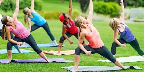 Hatha Yoga in the Park Tunbridge Wells tickets