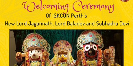 Welcoming Ceremony New Lord Jagannath, Lord Baladev and Subhadra Devi tickets