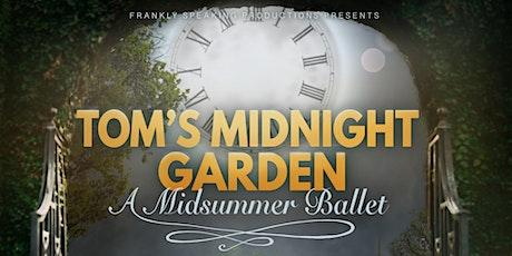 'Tom's Midnight Garden' - A Midsummer Ballet - Evening Performance tickets