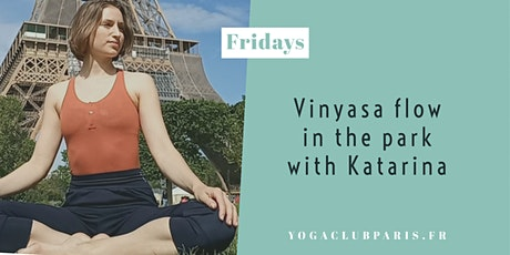 Vinyasa Yoga In The Park With Katarina tickets