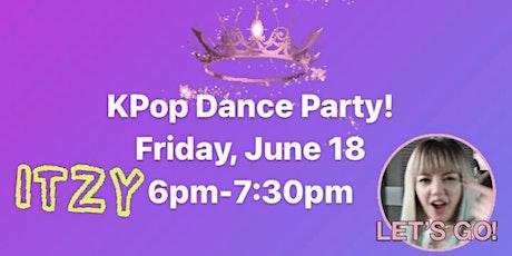 K-Pop Dance Party! tickets