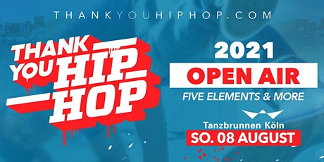 Thank You Hip Hop - Cologne Open Air 2021 Tickets