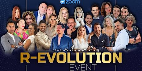 R-EVOLUTION EVENT biglietti