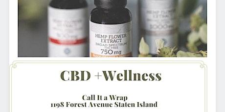 FREE CBD, Health & Wellness Event tickets