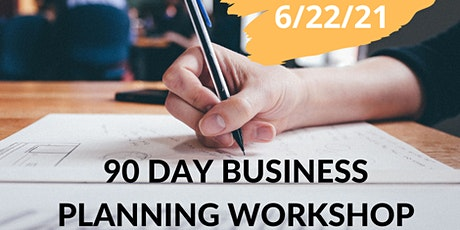 90 Day Planning Session tickets