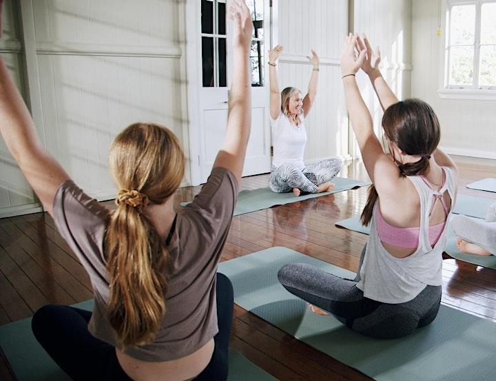 Levanta Yoga Studio Teens Yoga image