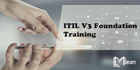 ITIL V3 Foundation 3 Days Training in San Luis Potosi boletos