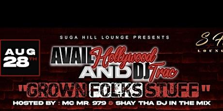 AVAIL HOLLYWOOD & DJ TRAC tickets