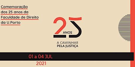 25 anos a debater a FDUP | 25 ANOS FDUP bilhetes