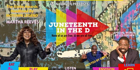Juneteenth in the D tickets