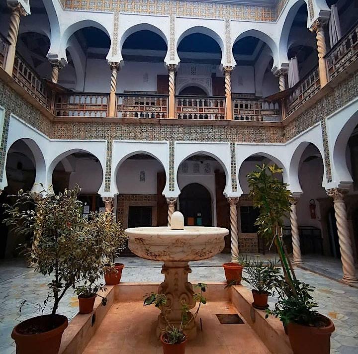 Live tour to Casbah, Algiers image