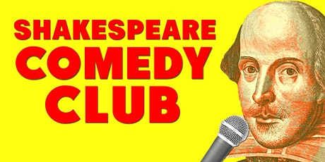 Shakespeare Comedy Club tickets