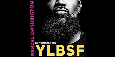 Renzel Dashington - YLBSF billets