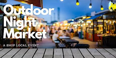 Outdoor Night Market-Birthday Celebration tickets