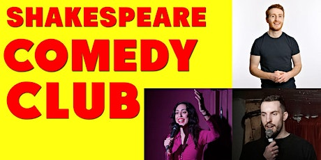 Comedy at the Shakespeare tickets