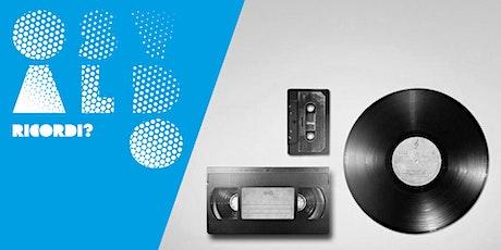 Osvaldo musica | 4:3 Records biglietti