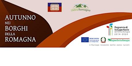 Autunno nei Borghi della Romagna - Incontri formativi biglietti
