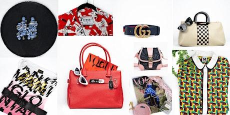 Maria Manton Second-Hand Vintage + Designer Fashion Sale tickets