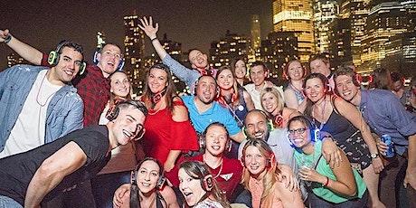 NYC Rooftop Quiet Clubbing tickets