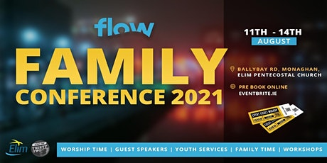 """""""Love the 32"""" - EMI Flow Family Conference 2021 tickets"""