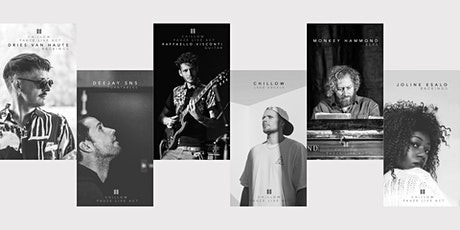 Tuinconcert #2: Chillow + Low G tickets