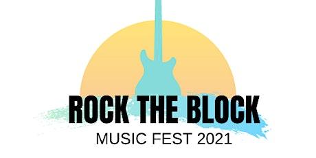 Rock the Block Music Fest tickets