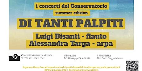 I CONCERTI DEL CONSERVATORIO - Summer Edition biglietti