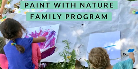 Paint with Nature tickets