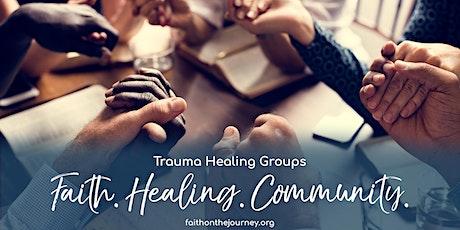 Trauma Healing Group Facilitator Path Sign Up tickets