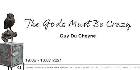 Guy Du Cheyne | The Gods Must Be Crazy tickets