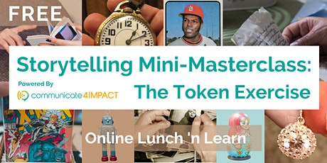 Business Storytelling for Impact | The Token Exercise tickets