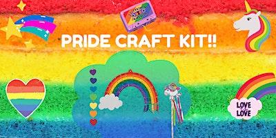 Pride Take and Make Kit!! (Preschool age+)