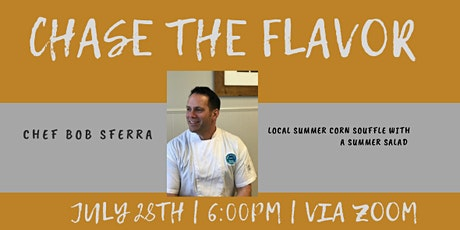 Chase the Flavor with Bob Sferra tickets