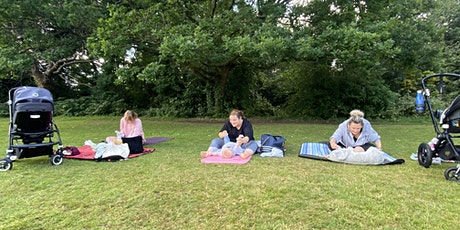 Baby Yoga in the Park tickets