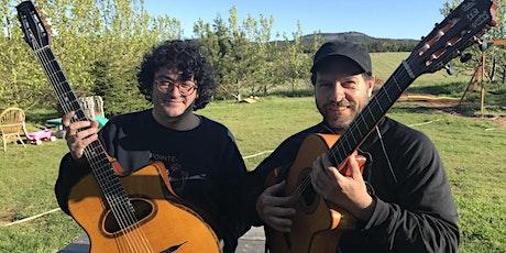 Sur La Grave : Les guitares de Fred et Jay billets