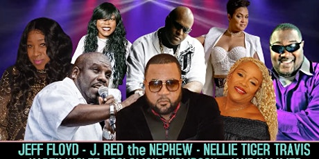 J. RED the Nephew's Music 50th B-Day Celebration -Saturday, Oct.16, 2021 tickets
