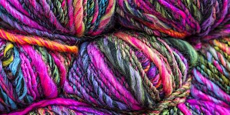Crochet & Conversation + Yarn Bombing The Forum tickets
