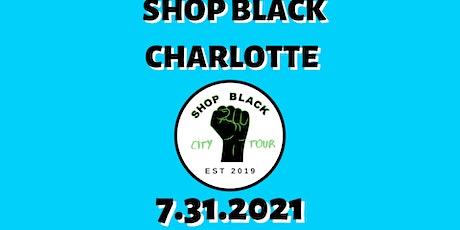 Shop Black Charlotte tickets
