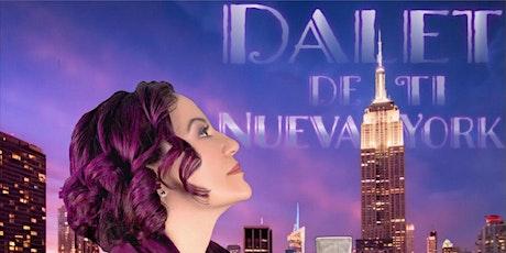 """FREE Salsa Music Download Dalet """"De Ti Nueva York"""" entradas"""