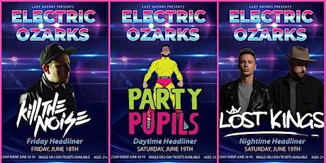 Electric Ozarks at Lazy Gators June 18-19 tickets