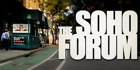 Soho Forum Debate: Bill Kristol vs. Scott Horton tickets