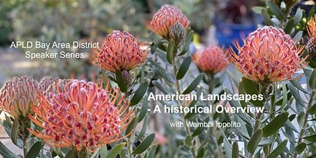 American Landscapes tickets