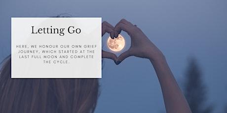 Letting Go - Full Moon Workshop tickets