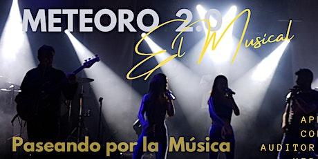 Paseando Por La Música Meteoro2.0  el Musical entradas
