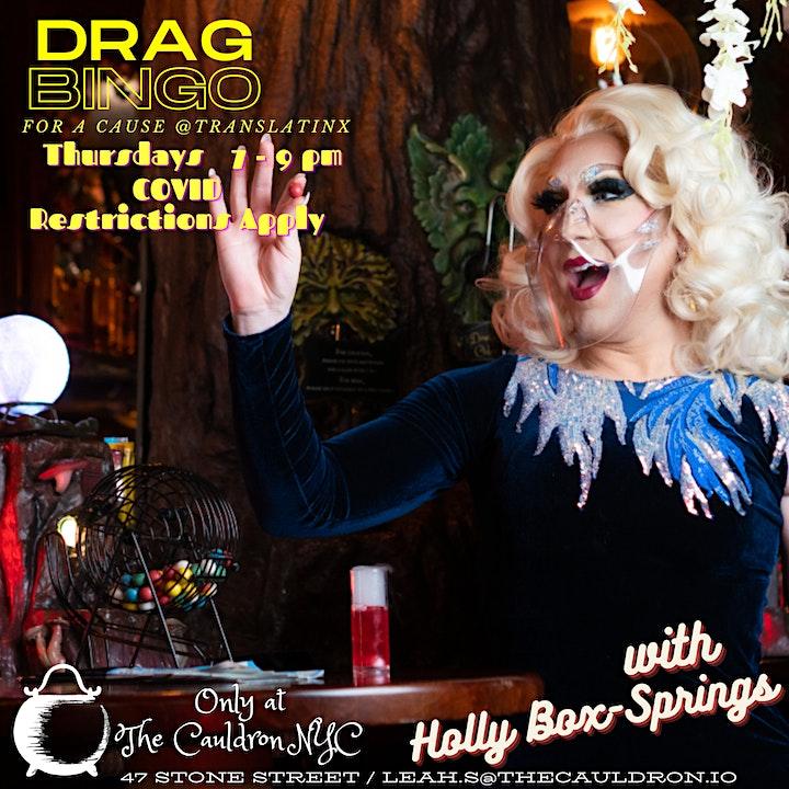 The Cauldron Drag Bingo for a Cause & Drag Show image