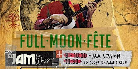 Full Moon Fete x EL Jam tickets