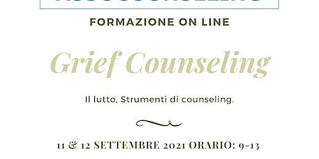 Grief counseling. Il lutto. Strumenti di counseling - ottava edizione biglietti