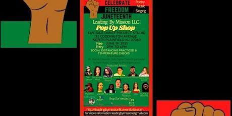 Juneteenth Pop Up Shop Event tickets