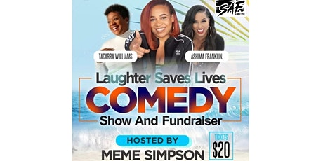 Laughter Saves Lives Comedy Show tickets