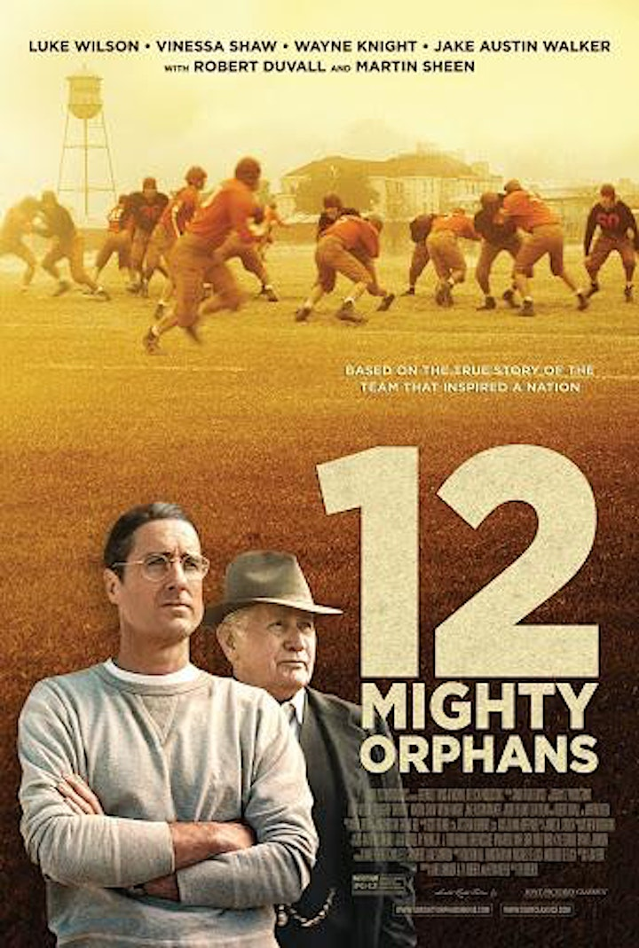 12 Mighty Orphans , a true story at The Historic Select Theater image